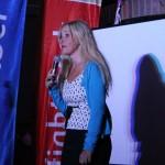 Allison Lane in Leduc. A fundraiser fo Leduc Relay For Life